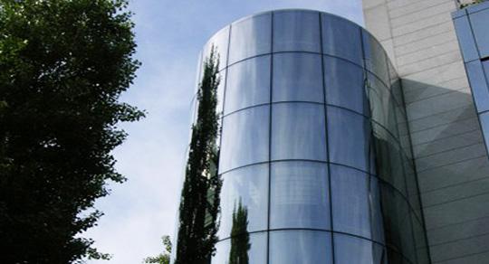 Αντηλιακές Μεμβράνες Κτιρίων